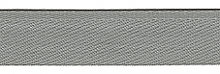 Тесьма брючная PEGA, цвет средний серый, 15 мм