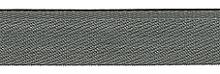 Тесьма брючная PEGA серая, 15 мм