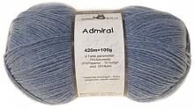 Адмирал (Admiral), 100 гр., цвет 4653М джинс меланжевый