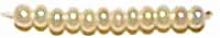 Бисер жемчужный 37185