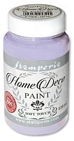 """Краска для домашнего декора на меловой основе """"Home Deco"""" бледно-сиреневый, 110 мл"""