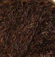 Пряжа Камтекс «Хлопок Травка» № 063 коричневый