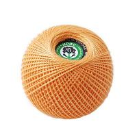 Пряжа Ирис, 100% хлопок 25гр. 0604 (015) розово-персиковый