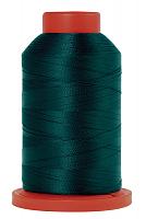 Оверлочная полупрозрачная нить, SERALENE, 2000 м  №0757 зеленый