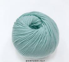 Lana Gatto Super Soft (Суперсофт) 8387 мятный с зелёным оттенком