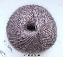Альпака Силк (Alpaca Silk) 2290 какао