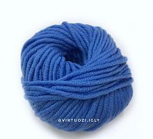 Мерино 12 цвет 6664 ярко-голубой