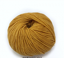 Долли 125 (Dolly 125) Laines Du Nord 215- желтый