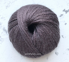 Альпака Силк (Alpaca Silk) 2079 кофе