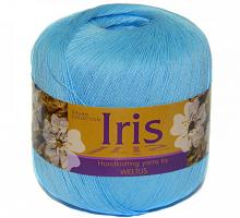 Пряжа Ирис (Iris), цвет 64 турецкая бирюза