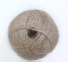 Пряжа Рэббит ангора (Rabbit Angora), цвет 442 натуральный