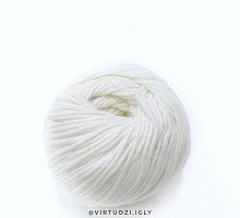 Пряжа Памир (Pamir) 5819 молочный