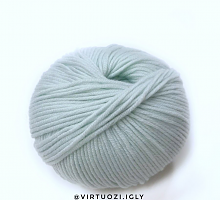 Lana Gatto Super Soft (Суперсофт) 5281 - бледно-мятный