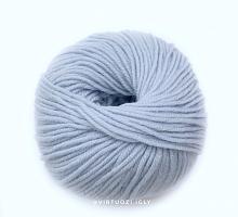 Долли 125 (Dolly 125) Laines Du Nord 14 голубая пастель