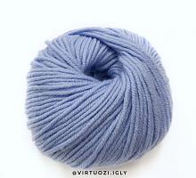 Долли 125 (Dolly 125) Laines Du Nord 204 голубой