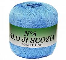 Filo Di Scozia №8 (Фило Ди Скозиа №8 - 59 голубой