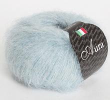 Аура Сеам 824- мраморный голубой