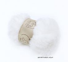 Пряжа Fancy fur (Фанси фе), цвет 01 белый