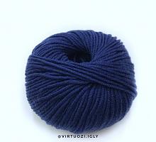 Долли 125 (Dolly 125) Laines Du Nord 909 - темно-синий