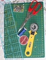 Инструменты для пэчворка