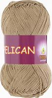 Пряжа Vita cotton Pelican  цвет 3954 бежевый