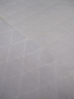 Поликотон стеганный, цвет кремовый, 220 см.