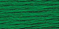 """НИТКИ МУЛИНЕ """"Gamma"""" ДЛЯ ВЫШИВАНИЯ, №0014 яр.зеленый , х/б 8 м"""