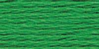 """НИТКИ МУЛИНЕ """"Gamma"""" ДЛЯ ВЫШИВАНИЯ, №0015 св.зеленый , х/б 8 м"""