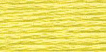 """НИТКИ МУЛИНЕ """"Gamma"""" ДЛЯ ВЫШИВАНИЯ  №0041 св.лимонный , х/б 8 м"""