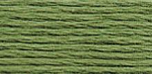 """НИТКИ МУЛИНЕ """"Gamma"""" ДЛЯ ВЫШИВАНИЯ  №0036 серо-зеленый, 8 м"""