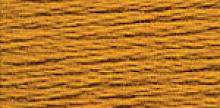 """НИТКИ МУЛИНЕ """"Gamma"""" ДЛЯ ВЫШИВАНИЯ  №0048 св.коричневый , х/б 8 м"""