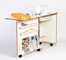 Стол раскладной для швейной машины COMPACT, белый