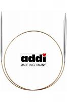 Спицы металлические круговые супергладкие addi