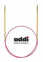 Спицы металлические позолоченные круговые с удлиненным кончиком addi