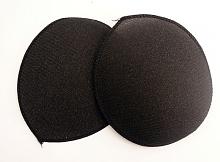Плечевые накладки реглан (S) HKM, черные