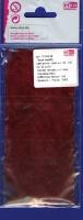 Перья марабу винно-красные, 8-10 см