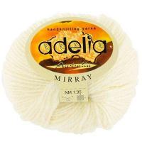 Adelia Mirray № 001 белый