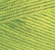 Пряжа BELLA Alize 492 зеленый