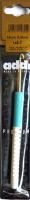 Крючок, вязальный с пластиковой ручкой, №5.5, 15 см