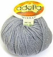 Adelia Mirray № 044 серо-голубой