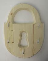 """Ключница """"Замок"""", 190 х 255 мм"""
