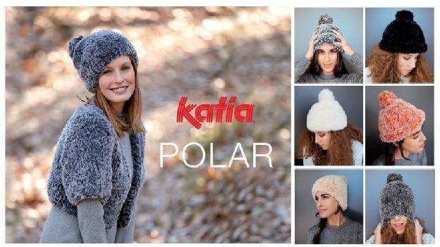 Новинка! Пряжа Polar от Katia