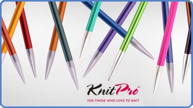 Пополнение ассортимента спицами KnitPro