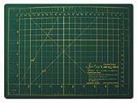 Мат для раскройного ножа двустронний, мини, 304 мм x 228 мм