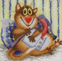"""Набор для вышивания """"Деликатес"""" по рисунку Л. Бартенева"""