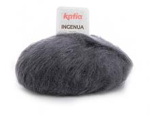 Мохер INGENUA (Ингения) цвет 44 темно-серый