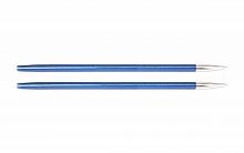 """Спицы короткие """"Zing"""" 4 мм для длины тросика 20 см"""