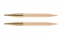 """Спицы короткие съемные """"Basix Birch"""" 3.5мм для длины тросика 20см"""