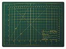 Мат для раскройного ножа двустронний, макси, 609 мм x 457 мм