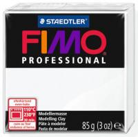 Полимерная глина FIMO «PROFESSIONAL» цвет белый